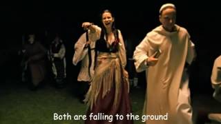 Rammstein-Rosenrot (English Subtitles) Official Video