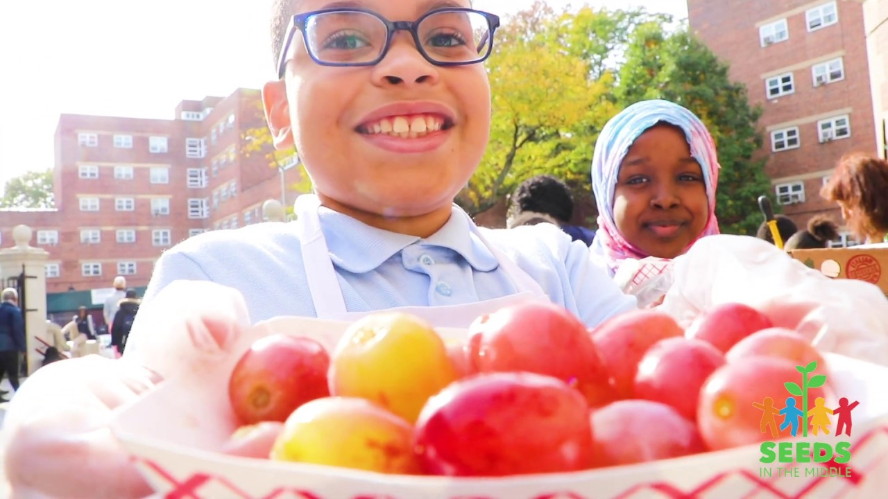Check out PS 284 Hip2B Healthy Market Ambassadors