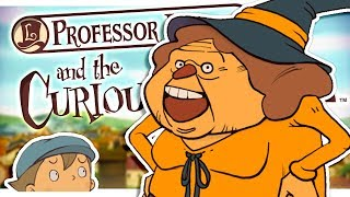 【 Professor Layton and the Curious Village 】 Part 3