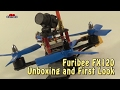 Furibee FX120 120mm RC FPV Racing Drone Unboxing and First Look