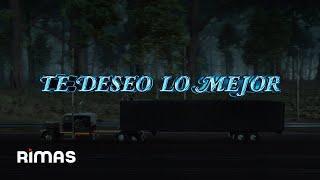 BAD BUNNY - TE DESEO LO MEJOR | EL ÚLTIMO TOUR DEL MUNDO [Visualizer]