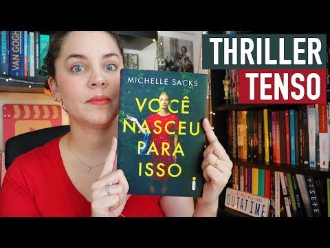 VOCÊ NASCEU PARA ISSO (um thriller perturbador) | BOOK ADDICT