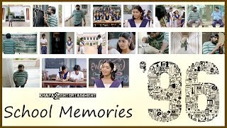 96 School Memories | 96 Movie | Vijay Sethupathi, Trisha | Govind Vasantha | C. Prem Kumar