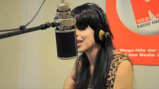 Brooke Fraser - Something in the water (Live bei Radio Hamburg)