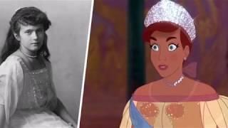 la verdadera historia de Anastasia y los Romanov