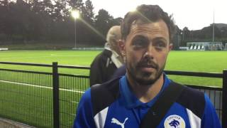 CHESTER FC TV: Interview with Craig Mahon following Bala victory