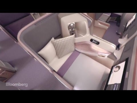 Design Secrets of Luxury First-Class Airline Seats