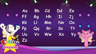 ABC Sông 3 - Alphabet Song - bài hát tiếng Anh cho trẻ em