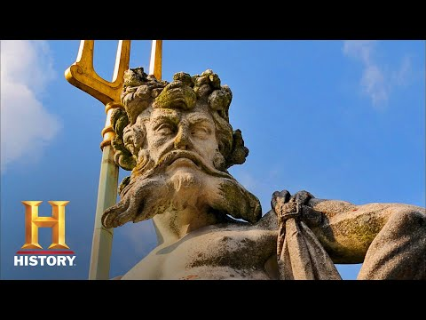 Ancient Aliens: Was Poseidon an Alien?