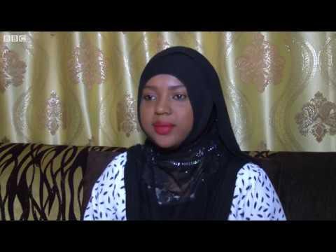 Ganawar BBC Hausa da Fati Shu'uma.