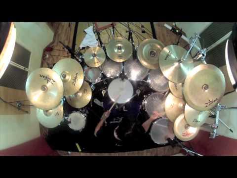 PRIDE MUSIC - Artists SetUP - Ricardo Confessori - Zildjian
