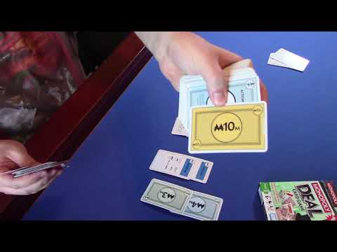 Monopoly Deal Review with Strategywizard