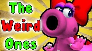 Top 10 WEIRDEST Mario Creatures