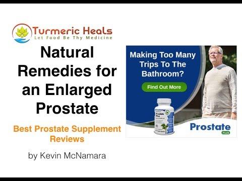 Diffus vergrößerte Prostata
