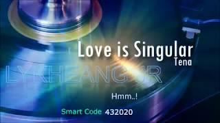 Love singular karaoke