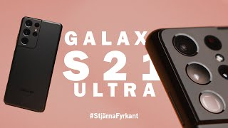 Unboxing – Samsung Galaxy S21 Ultra