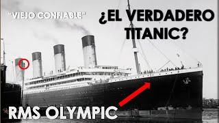 OLYMPIC - HISTORIA REAL - MendoZza