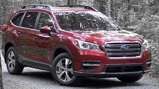 2019 Subaru Ascent: Review