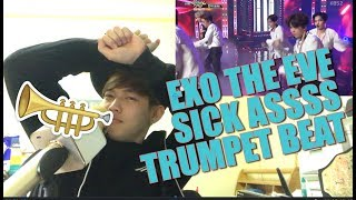 GIVE THIS SONG A MV! EXO - THE EVE 前夜 LIVE REACTION