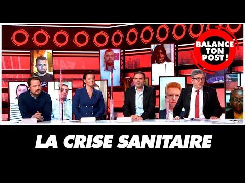 Jean-Luc Mélenchon réagit sur la crise sanitaire
