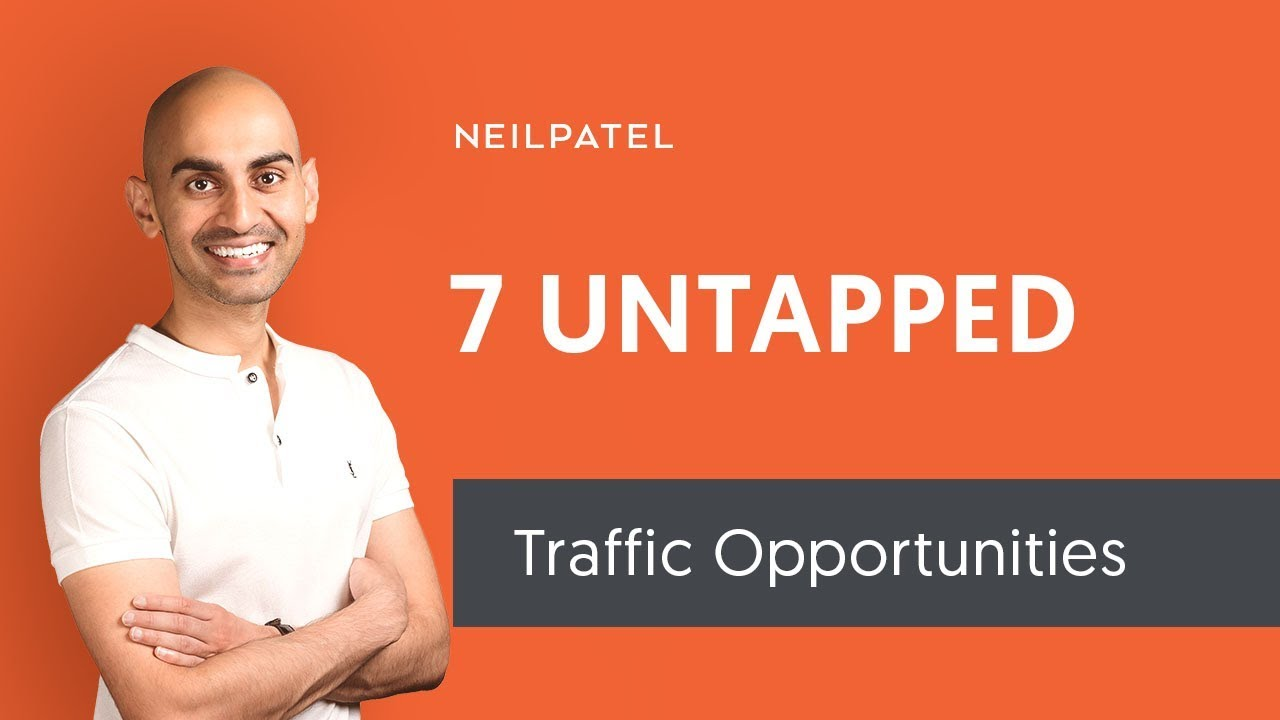 7 Untapped Traffic Opportunities