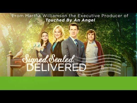 Signed, Sealed, Delivered The Complete Series DVD set movie- trailer