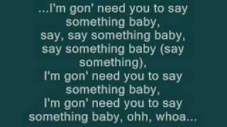 Timbaland Feat. Drake - Say Something lyrics