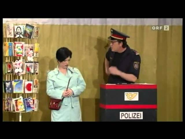 Die Polizei bringt allen was