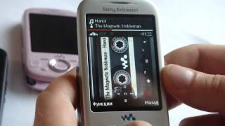 Телефоны Sony Ericsson, Sony Ericsson Zylo W20