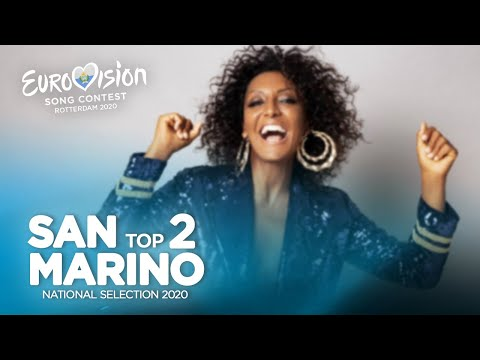 🇸🇲: San Marino 2020 - Top 2 + Voting (Ideal Eurovision)