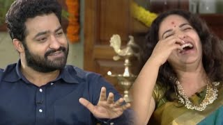 NTR & Nithya Menen Sings A Song From Janatha Garage | TFPC