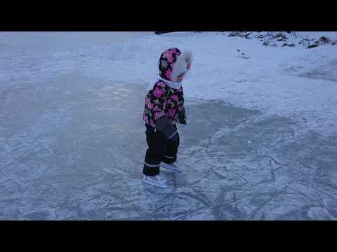 Ди на коньках 2-ой день