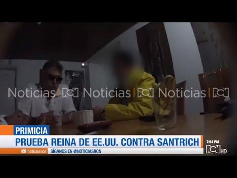Vea aqui el video que comprometeria a 'Jesus Santrich' con caso de narcotrafico