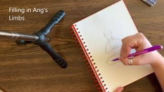 Teen Fandom: How To Draw Aang From Avatar The Last Airbender