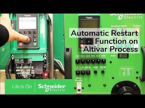 ATV930U07N4 - variable speed drive - ATV930 - 0,75kW - 400/480V