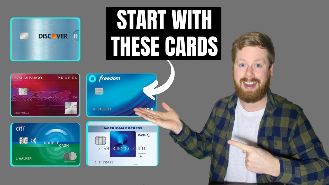 Finest Credit Cards For Beginners in 2020 (Leading 5 choices)