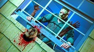 БЕГИТЕ! Я ЗАДЕРЖУ ДЖЕЙСОНА, МНЕ УЖЕ НЕ УБЕЖАТЬ! (The Friday 13th: The Game)