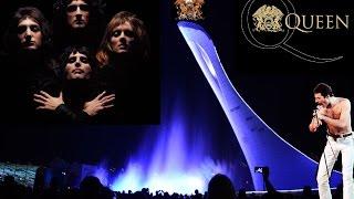 Queen - Show must go on (Поющий фонтаны в Сочи 2016)