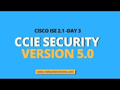 CCIE Training - Cisco ISE training videos-tutorials and CCIE ...