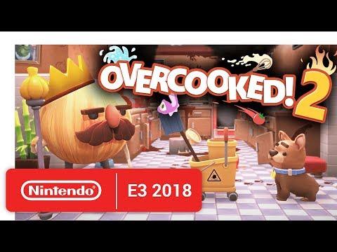 Trailer de Overcooked 2