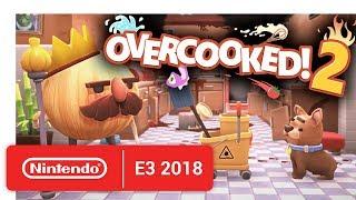 Overcooke! 2 | E3 2018 Trailer