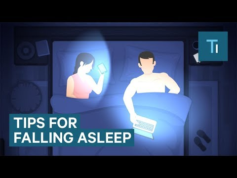 5 Quick Tips to Fall Asleep Faster
