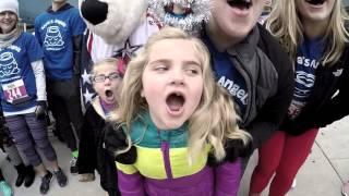 2015 Jingle Bell Race Columbus Ohio