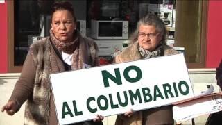 Vecinos de El Rocío rechazan la ubicación de una columbario