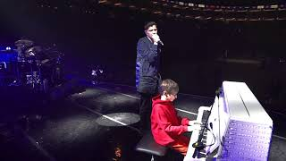 The Script -  Hall Of Fame (with Will Foulstone LIVE At The O2 In London)