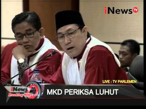 Breaking News 12: Sidang MKD, Luhut Menjawab Polemik Freeport - iNews Breaking News 14/12