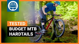 Why Geometry is King | Budget MTB Hardtail Group Test