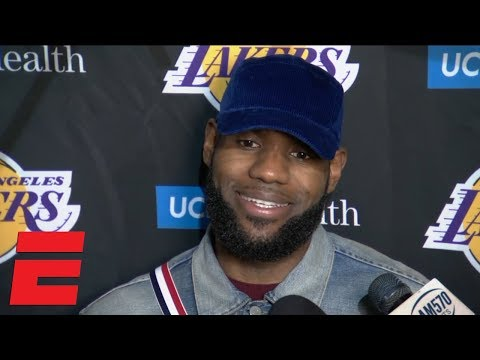 e1fd3890214 LeBron James says guarding Dwyane Wade was how it  was supposed to end