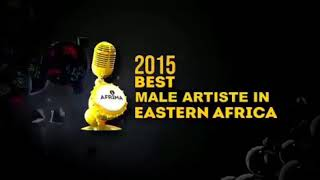 AFRIMA 2019.. And the best male artiste in Eastern Africa 2019 is....
