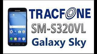 Unlock Samsung Galaxy Sky J3 SM-S320VL Tracfone